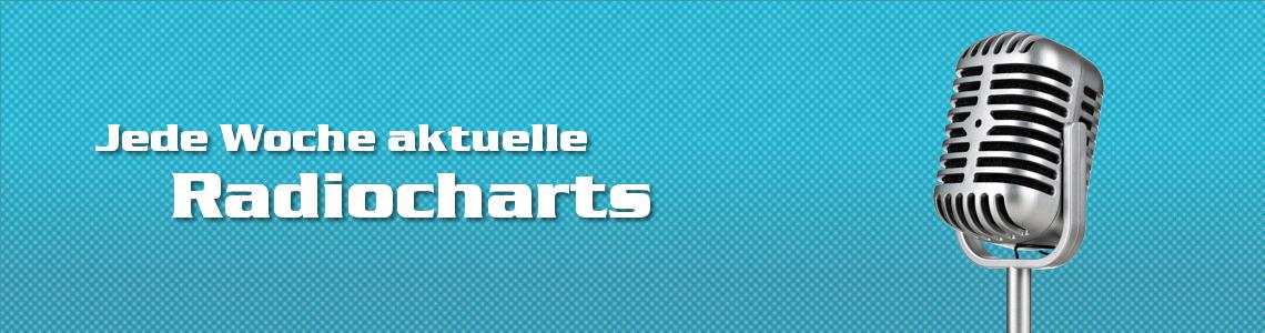 Aktuelle Radiocharts